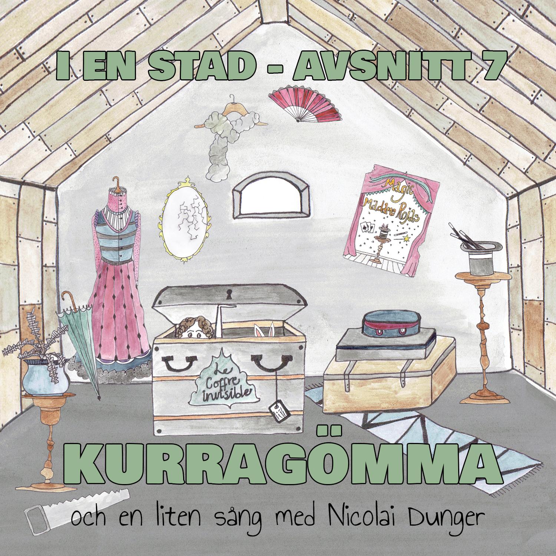 KURRAGÖMMA feat. Nicolai Dunger