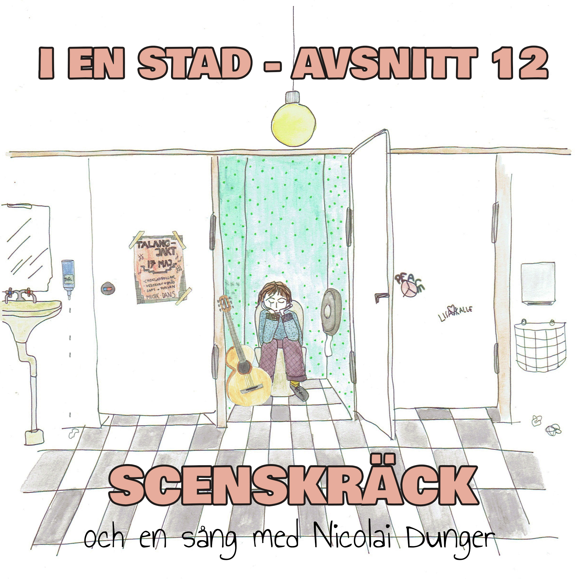 SCENSKRÄCK feat. Nicolai Dunger