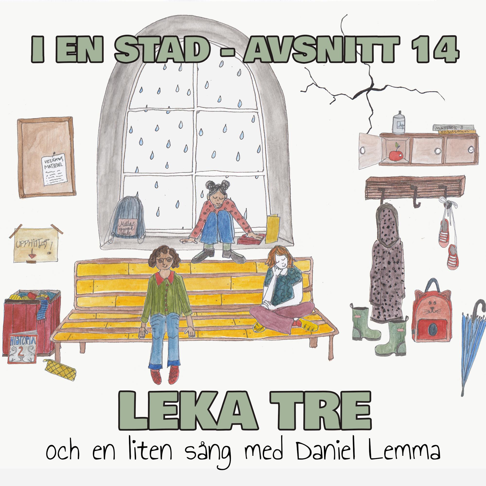 LEKA TRE feat. Daniel Lemma
