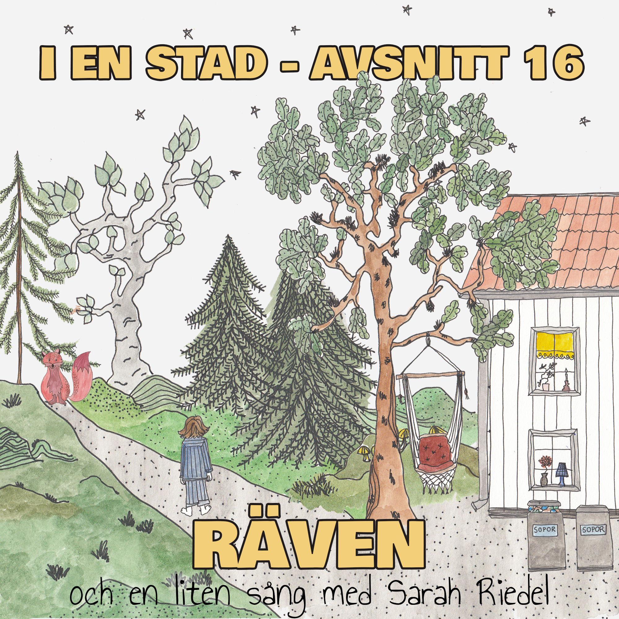 RÄVEN feat. Sarah Riedel