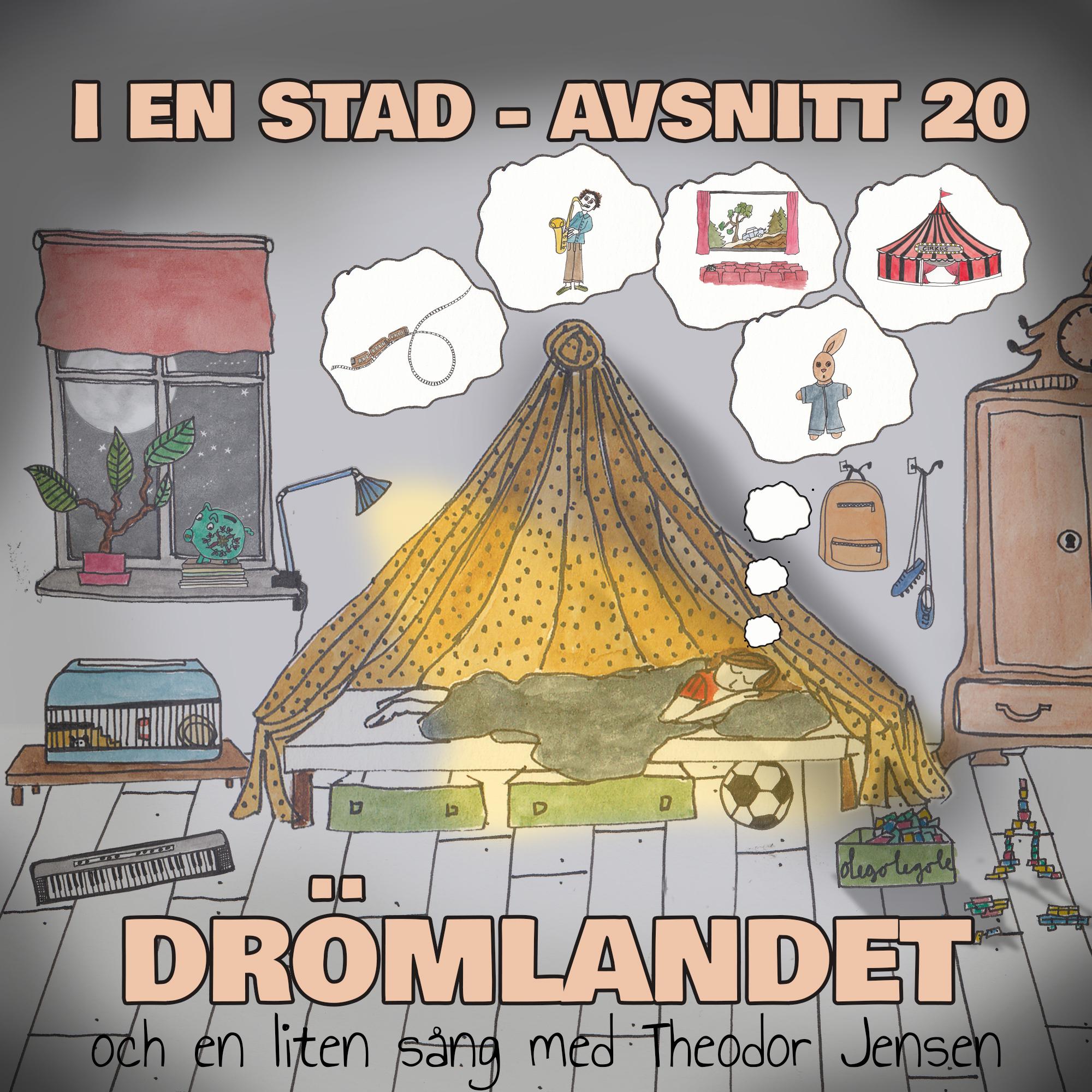 DRÖMLANDET feat Theodor Jensen