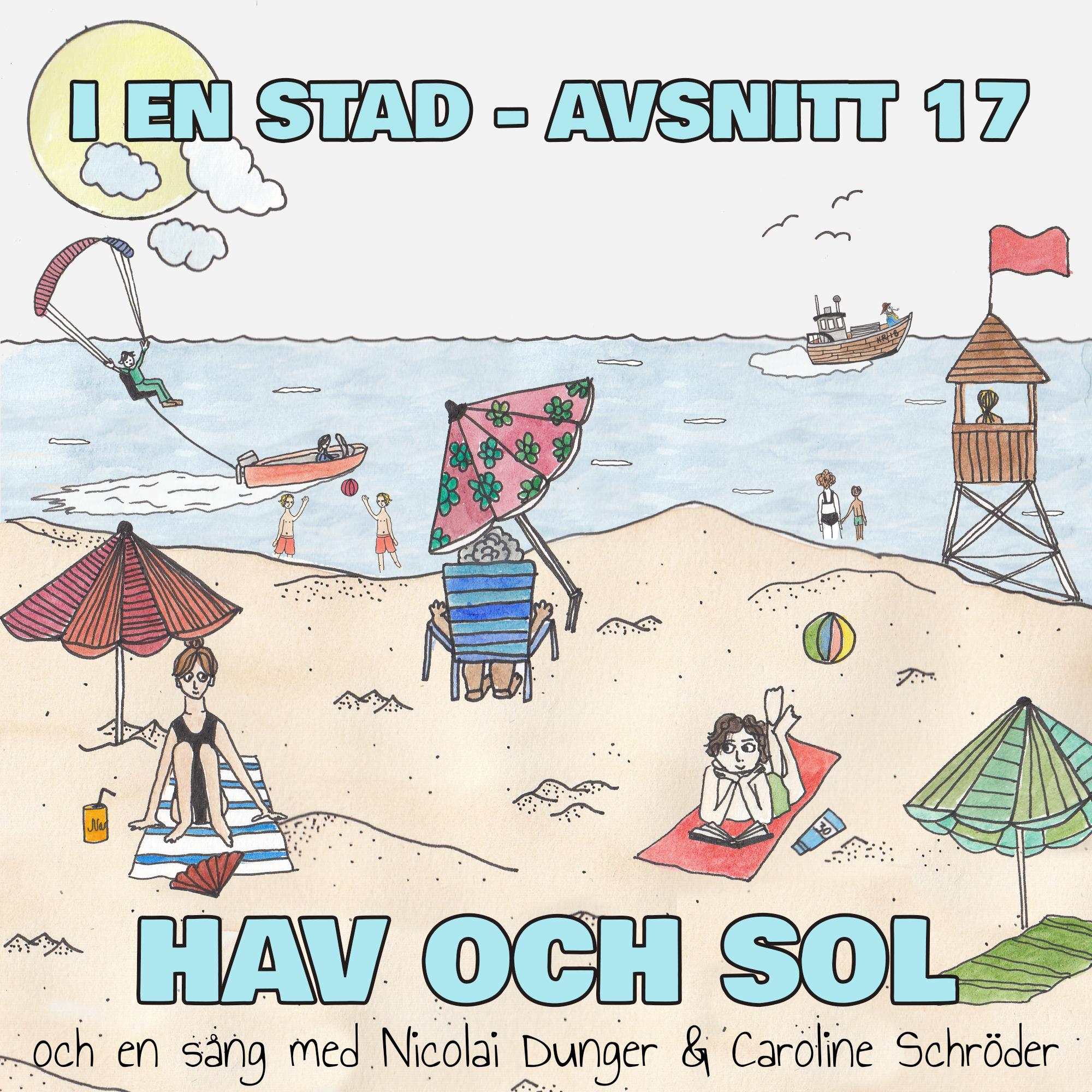 HAV OCH SOL feat. Nicolai Dunger & Caroline Schröder