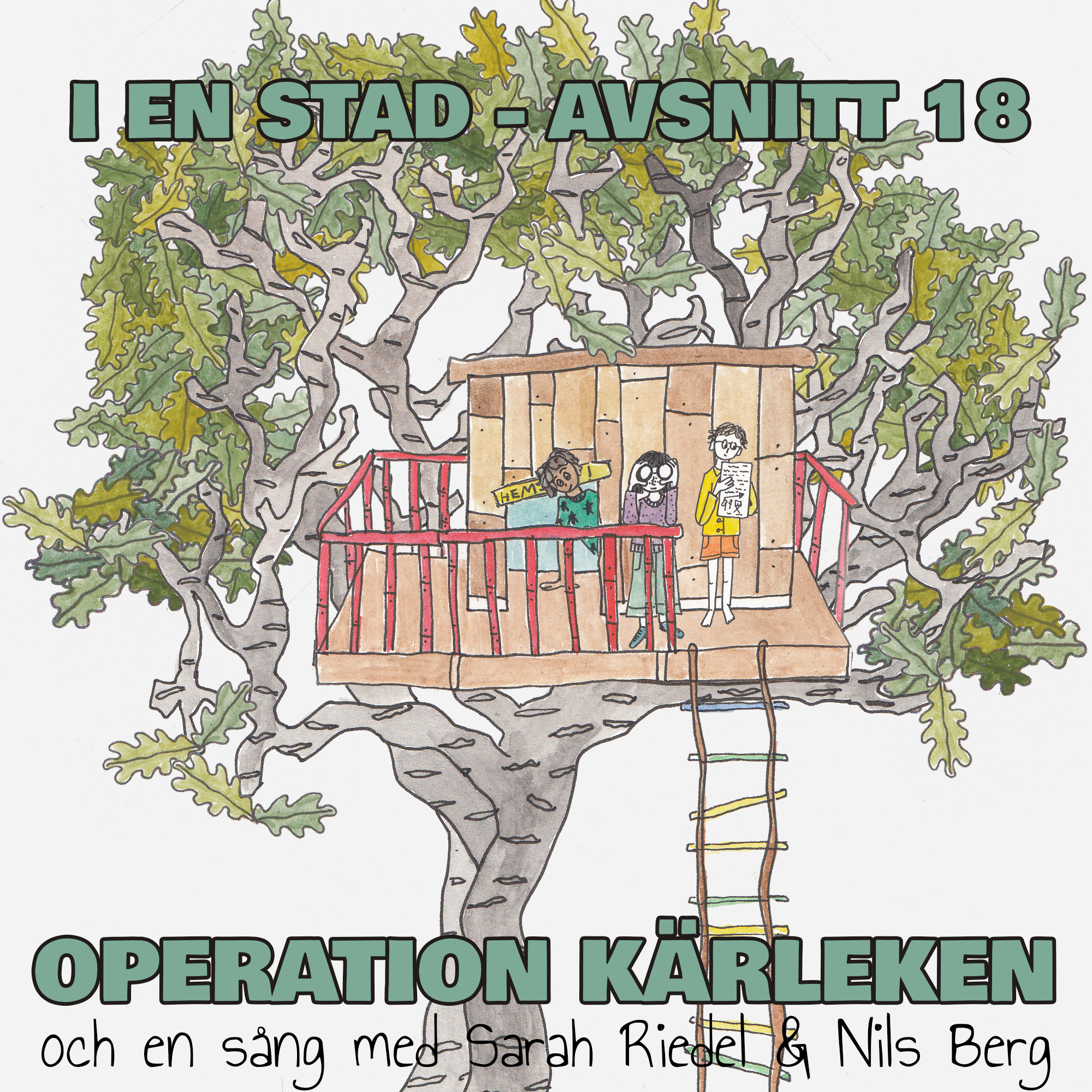 OPERATION KÄRLEKEN feat Sarah Riedel